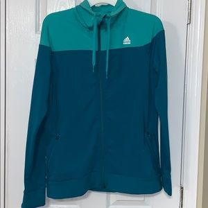 Adidas Full Zip Track Jacket